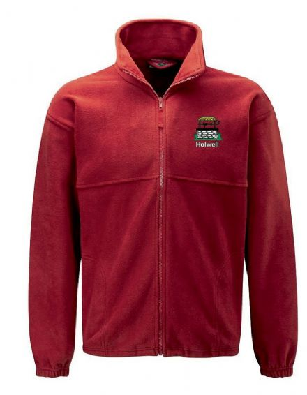 Holwell Primary Red Fleece